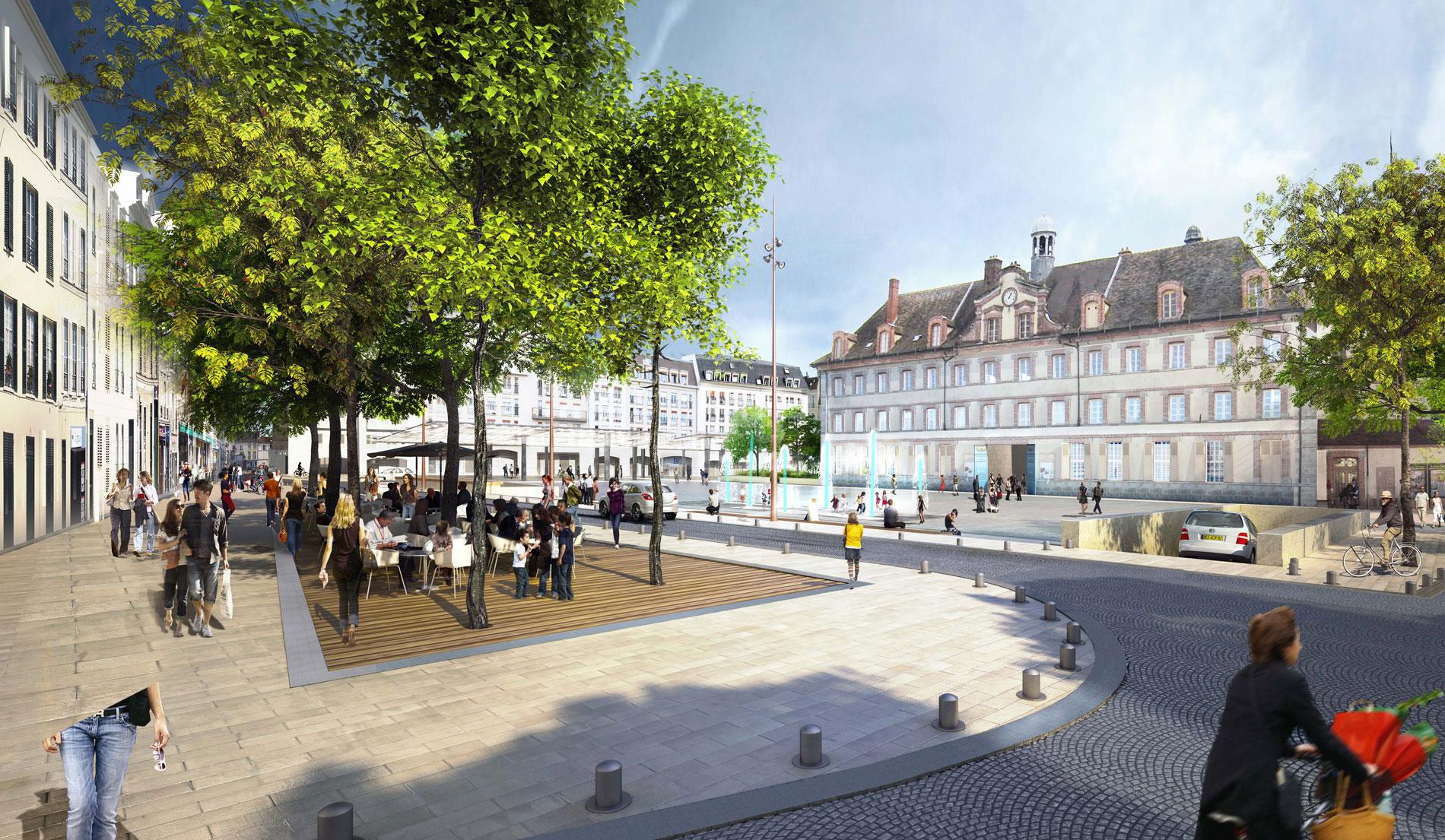 aaupc patrick chavannes requalification du centre ville historique. Black Bedroom Furniture Sets. Home Design Ideas