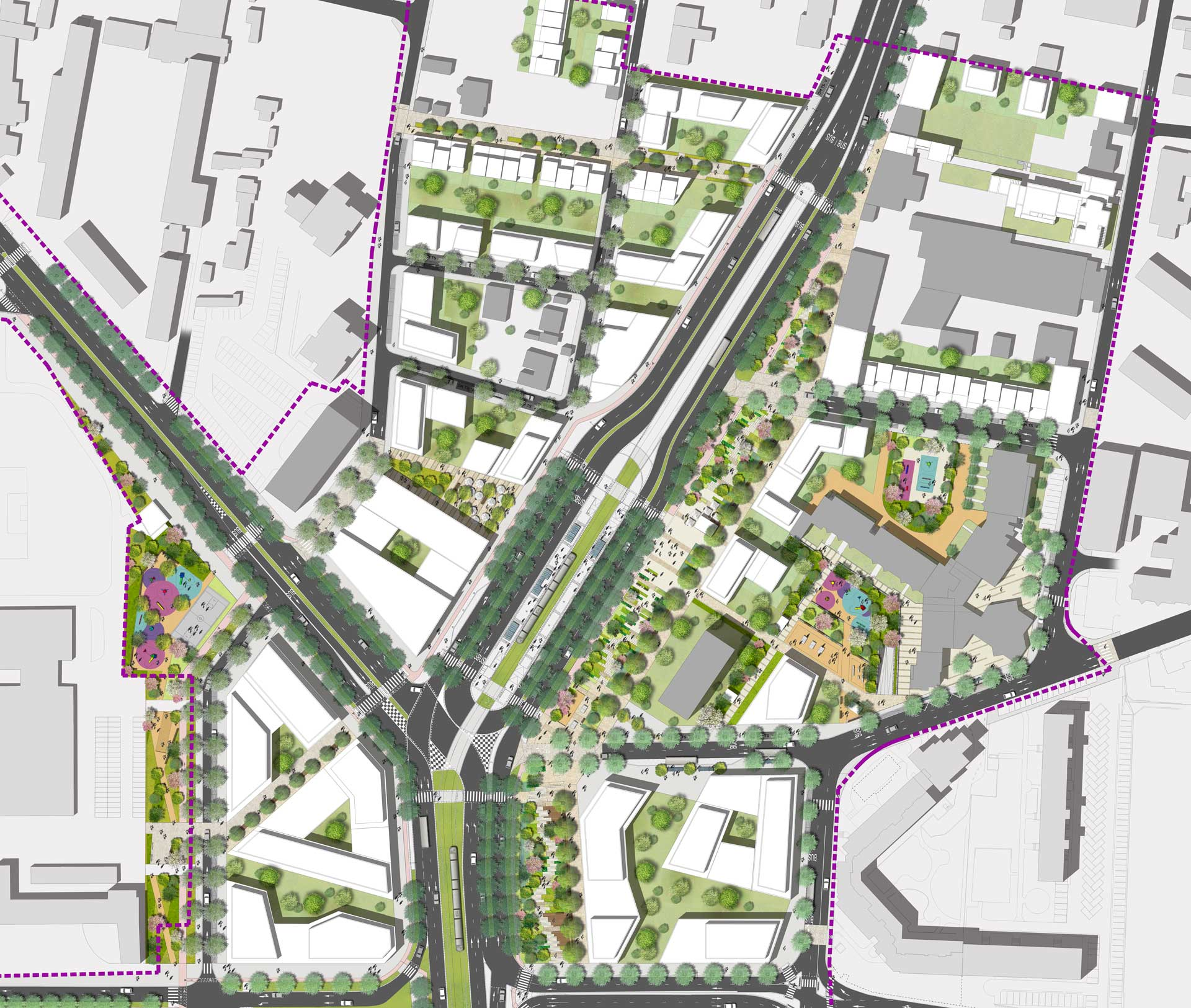 Aaupc patrick chavannes zac des bords de seine for Agence architecture urbanisme